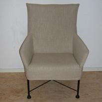 Gerard van den Berg, Montis, Charly fauteuil, Textaafoam